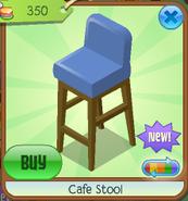 Cafe stool 1