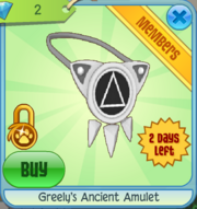 Greely's Ancient Amulet