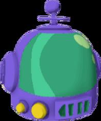 Intergalactic helmet2