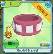 Studded Bracelet 2