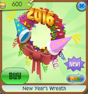 New-Years-Shop New-Years-Wreath Red