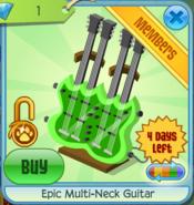 Epic-Multi-Neck-Guitar-Green