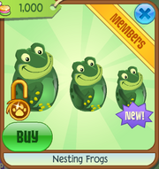 NestingFrogs