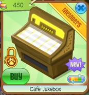 Cafe jukebox 7