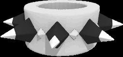 CustomSpikedWristband8