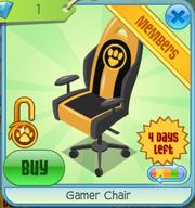 Gamerchairorange