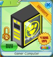 Gamercomputeryellow