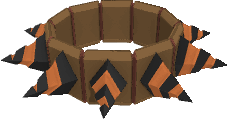 Mystical Spiked Wristband 3