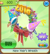 New-Years-Shop New-Years-Wreath Grey