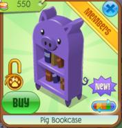 PigBookcasePurple