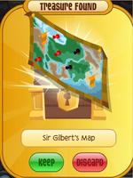 Sir Gilbert's Map