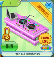 Epic-DJ-Turntables-Pink