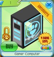 Gamercomputerblue