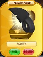 The-Search-For-Greely Phantom Shark-Fin Black