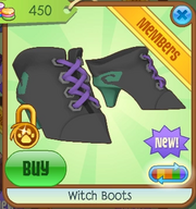 Witchboots