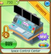 Shop Space-Control-Center Orange