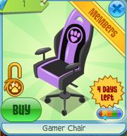 Gamerchairpurple