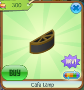 Cafe lamp 5