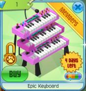 Epic-Keyboard-Pink