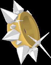 DiamondSpikedWristband4