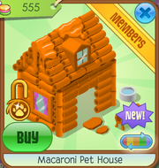 Macaroni pet house4