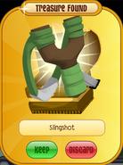 Prize Slingshot Green zoom