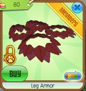 Leg armor3