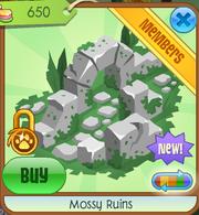 Mossyruins