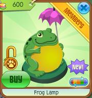 FrogLamp