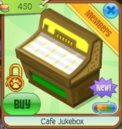 Cafe jukebox 2