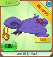 Shop Rare-Ninja-Mask