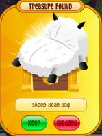 SheepBeanBag
