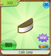 Cafe lamp 6