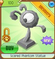 Scared-Phantom-Statue Shop