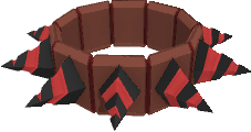 Mystical Spiked Wristband 2