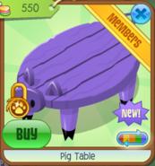 PigTable Purple(4)