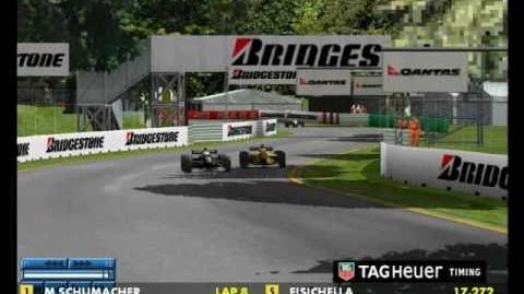 FF1M 1998 Australian Grand Prix