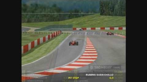 FF1M 1998 European Grand Prix