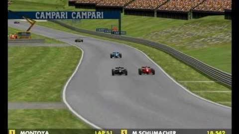 FF1M 1998 Austrian Grand Prix