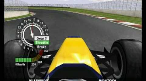 FF1M 1998 American Grand Prix Pole Position Lap
