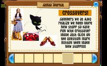 Crossovers in Animal Jam Classic