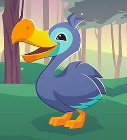Image result for animal jam doo doo bird