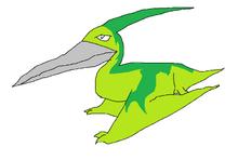 Pteranadon
