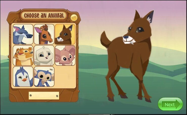 Tufted deer animal jam fanon wiki fandom powered by wikia - Animaljam wiki ...