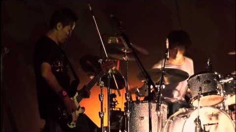 AjikaN vol.5 Korogaru Iwa LIVE sub español