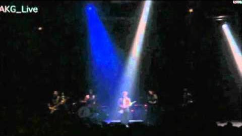 Asian Kung-Fu Generation - Kakū Seibutsu no Blues Live