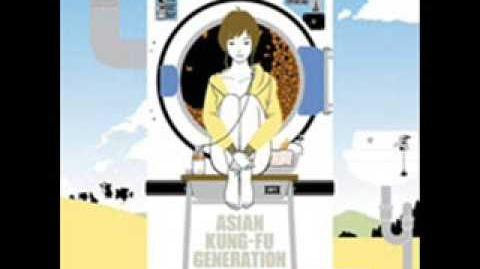 Re Re LIVE Asian Kung-Fu Generation