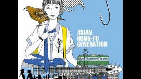 Asian Kung Fu Generation - Hold Me Tight