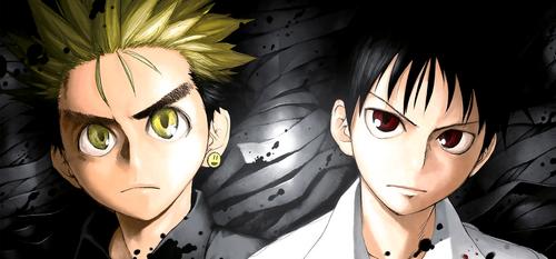 Ajin Characters