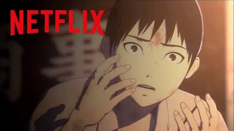 AJIN - Demi Human Netflix Trailer German Deutsch